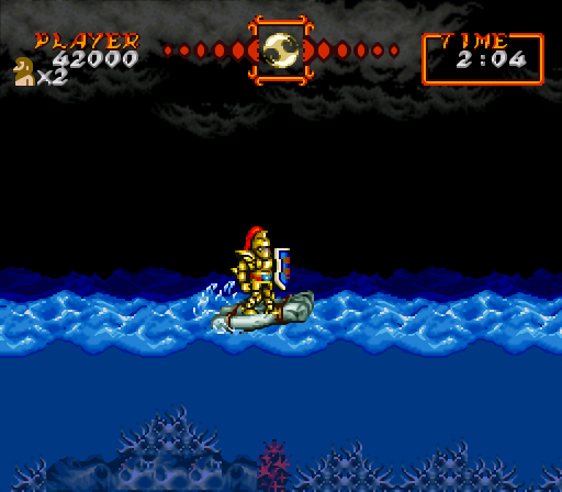 Super Ghouls'n Ghosts (Europe)-0