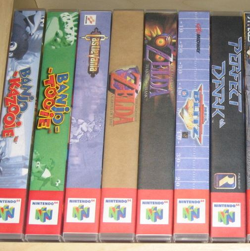 Universal Game Case