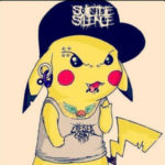 Pikachu malote