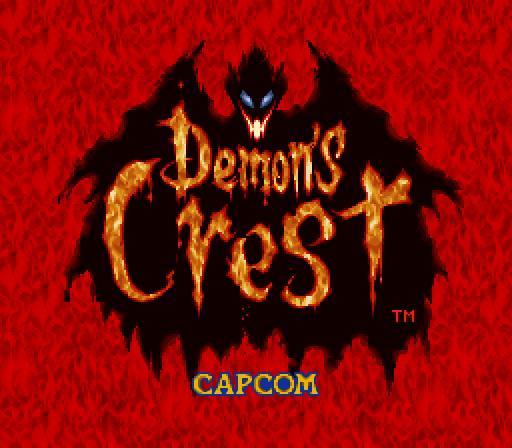 Demon's Crest (Europe)-3