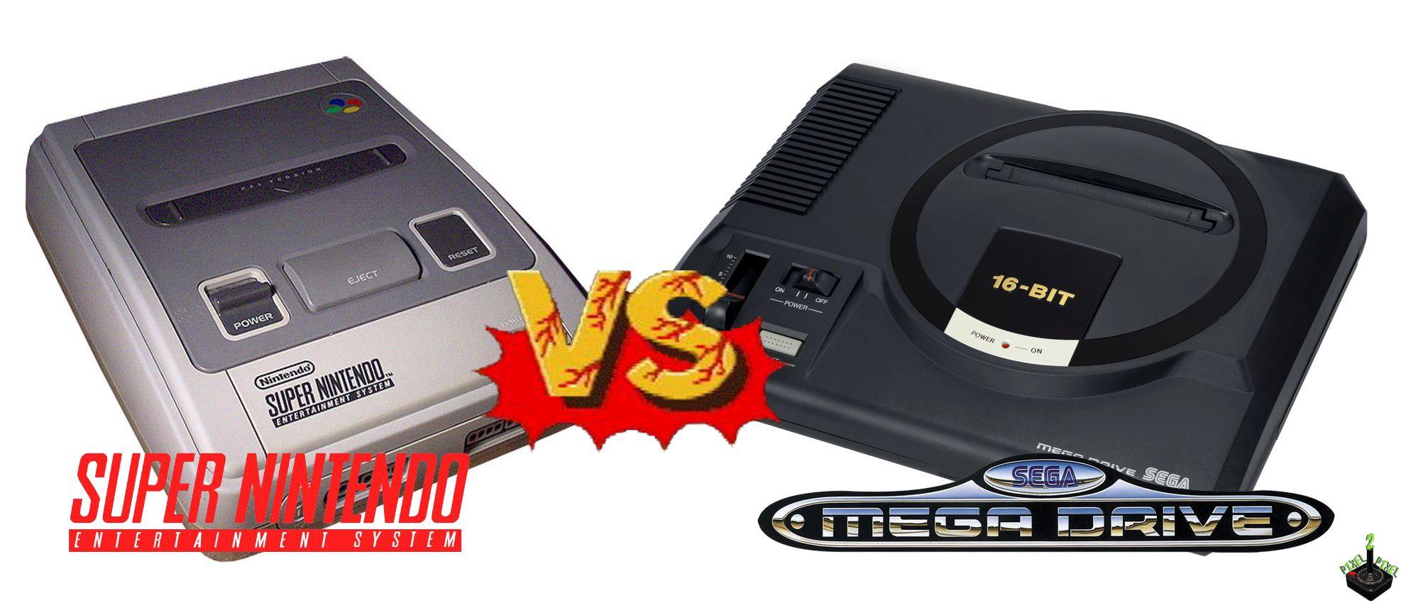 snes-vs-mega-drive-pixel2pixel